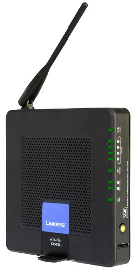 Linksys WRP400-G2