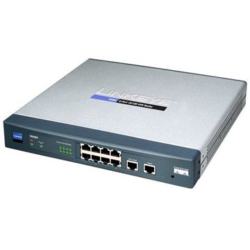 Linksys RV082 VPN 8port Router 10/100