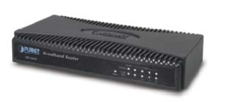 Planet Router XRT-401, 4x LAN, 1x WAN